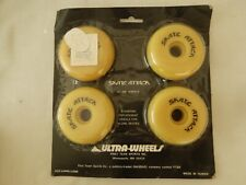 { 4 Nos Ultra Skate Attack wheels in-line wheel