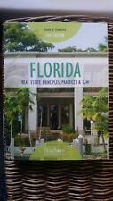 Florida Real Estate Principles Practices & Law 40th Edition