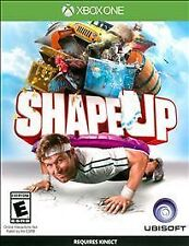 Shape Up (Microsoft Xbox One, 2014)