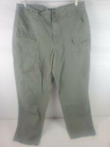 CABELA'S 7-Pocket Hiker/Hiking Pant, Unisex/Men Size 40/32, Olive Drab, W40 L32