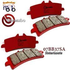 PASTICCHE PASTIGLIE BREMBO ANTERIORI TRIUMPH 675 TRIPLE R DAYTONA2012 > 07BB37SA
