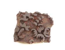 TAMPON ANCIEN A BATIK  GRAND MODELE  Indien INDE HB