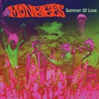 THE MONKEES Summer Of Love CD BRAND NEW Psychedelic Compilation Gatefold Sleeve