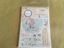 Papermania Bellisima A6 Decoupage Pack Craft Cards Art Scrap Booking