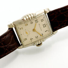 Vintage 21-Jewel Manual Wind Bulova Wrist Watch CA1954