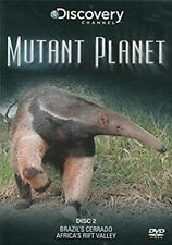DISCOVERY CHANNEL Mutant Planet Disc 2 VG87