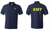 EMT Polo-Shirts Emergency Medical Technician shirt Polos S-5XL