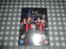 Dark Shadows DVD Johnny Depp, Burton (DIR) new/sealed,free p+p