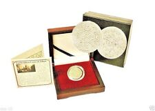 Forbidden Coin of Tibet The Ga-Den Tangka Silver Coin,Boxed,Certificate & Story