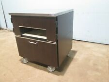 """""""Products"""" Hd Commercial (Nsf) Rolling Beverage Equipment Station Cabinet/Stand"""