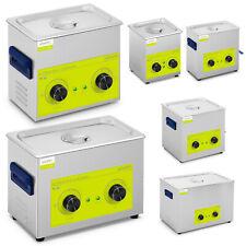 Ultraschallreiniger Ultraschallreinigungsgerät Ultraschallbad 1,3 - 30 L 40 kHz