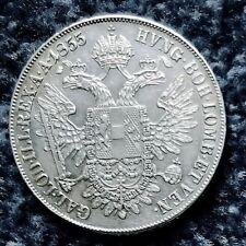Österreich/Austria - 1 Taler 1855 - Kaiser Franz Joseph I. - schönes Stück!