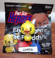 (NEW) FIVE NIGHTS AT FREDDY'S FUNKO PINT SIZE HEROES CHICA FIGURE