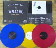 "DEAL'S GONE BAD Welcome To Vault 3LP+7"" ska reggae skinhead Slackers Ltd 300"