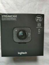 LOGITECH StreamCam Full HD Webcam - Graphite