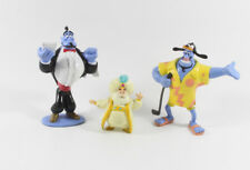 Aladdin & Jasmin === walt disney 3 x Figurines Mattel Série 1.