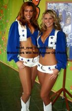 Sexy 4 x 6 Unsigned NFL Cheerleader Photo Dallas Cowboys Cheerleaders FRC63