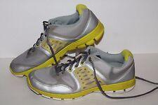 Nike Free XT Motion Fit Running Shoes, #454116-004, Slvr/Gray/Volt, Women's US 8