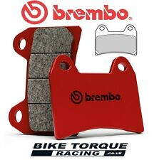Aprilia RSV1000 Tuono Fighter 03> Brembo SA Sintered Front Brake Pads
