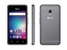 BLU - Dash L3 with 4GB Memory Cell Phone (Unlocked) - Gray