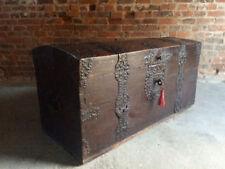 Oak Georgian Antique Boxes & Chests