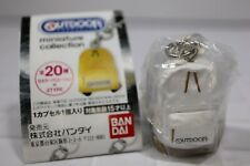 New Kaiyodo OUTDOOR Miniature Collection White Color Back Pack Figure