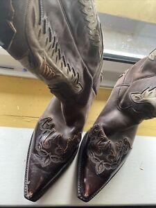 Men's Sendra Boots 11Men's cowboy boots Uk11