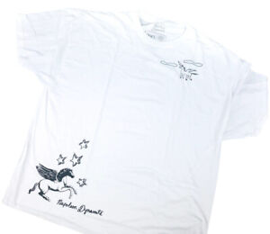 Napoleon Dynamite Unicorn Drawing T-Shirt (3XL) By Loot Crate - New, With Tags