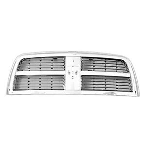 New Front Grille Fits 2010-2012 RAM 2500 68001467AB