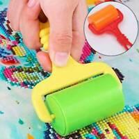 New DIY Art Cross Stitch Accessories Diamond Painting Roller Clay Plastic Tool