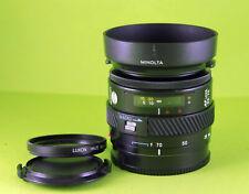Minolta AF Zoom 35-70mm AF 1:3,5-4,5 Beercan + UV n°2 - 100% Sony