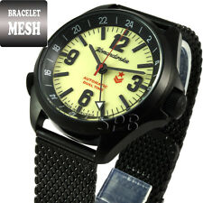 Russian Men's wrist watch Vostok Komandirskie K34 automatic shockproof #476163