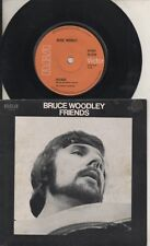 "THE SEEKERS    BRUCE WOODLEY   Rare 1971 Aust Only 7"" OOP P/C Single ""Friends"""