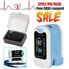 CMS50Na finger pulse oximeter,pulse oxygen saturation SpO2 probe OLED display