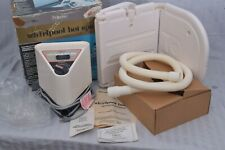 Vintage Pollenex Whirlpool Portable Hot Spa Wb975 In Original Box and Manuals