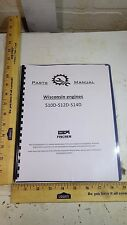 WISCONSIN ENGINE S10D S12D S14D parts manual