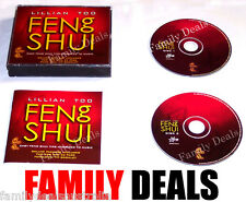 Feng Shui - LILLIAN TOO - 2 CD DELUXE PACK  NEW & SEALED - Great Gift idea