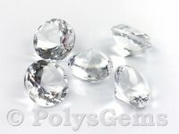 30MM x 20MM EXTRA LARGE WEDDING TABLE DIAMONDS SCATTER CRYSTALS