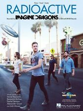 Radioactive Sheet Music Piano Vocal Imagine Dragons NEW 000119720