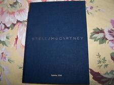 Stella McCartney Summer 2014 Catalog Hardcover Runway & Accessories NEW HTF