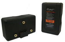 Dynacore Gold Mount Battery / 220Wh AB Mount Battery / Alexa Battery