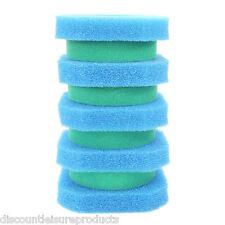 Oase Filtoclear 11000 FILTRE MOUSSE Set 5 Blue & 4 vert éponge