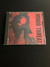 Minor Threat - Complete Discography CD Punk Rock Hardcore