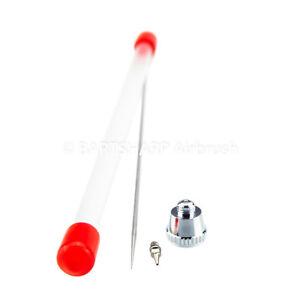 Airbrush Needle Nozzle & Nozzle Cap Airbrushing Kit 0.5mm VEDA Airbrush Needles