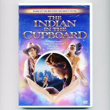 Indian in the Cupboard 1995 PG family fantasy adventure movie, new DVD Frank Oz