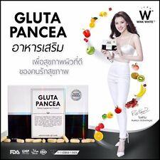 Collagen Gluta Pancea (PANACEA)Wink White L-Glutathione  Whitening Free Tracking