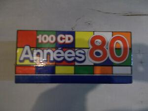 100 cd années 80 .2011 Wagram music