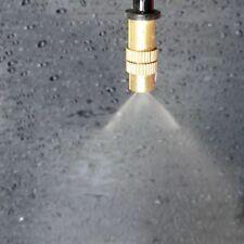 Adjustable Misting Brass Nozzle Gardening Sprinkle Watering Sprinkler Sprayer