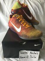 Nike Kobe XI 11 iD 'Sunset', Size 11.5, DS