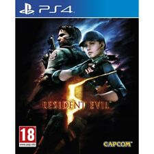 Ps4 PlayStation 4 Resident Evil 5 HD Remake